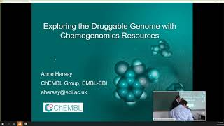 07 - Chemoinformatics applications - Anne Hersey
